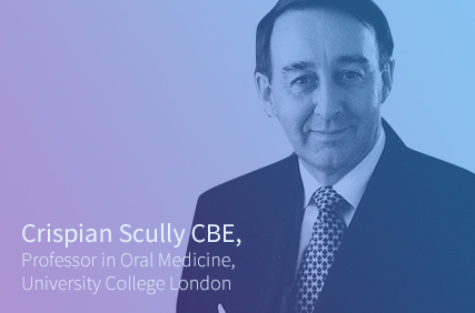 Crispian Scully CBE